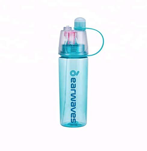Earwaves ® Mist Spray Bottle - Botella de Agua de plástico Libre de