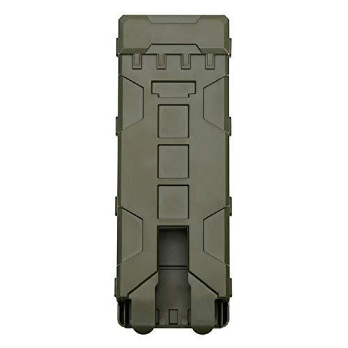 Kayheng 10 Rondas 12 Escopeta de Calibre Carcasa Modelo Clip de Carga rápida Recargador Soporte Pistola de Caza Cartucho de munición