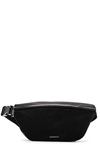 Emily & Noah Gürteltasche Suza-Nylon 61943 Damen Handtaschen Uni black 100 One Size