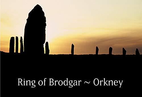 Anillo de brodgar, Orkney, se vende en paquetes de 5