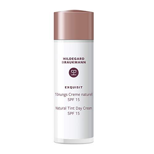 Hildegard Braukmann Exquisit SPF 15 Getönte Gesichtscreme, 50 ml
