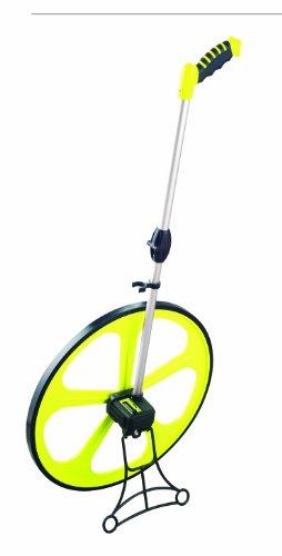 Komelon MK60M 19-Inch Measuring Wheel Meters/DM Hi-Viz