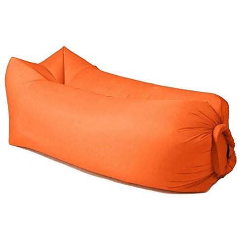 Outdoor Foldable Air Sofa Inflatable Loungers Couch Sleeping Bed for Travelling Camping Hiking Pool Beach Parties