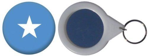 Spiegel Schlüsselbund Flagge Fahne Somalia - 58mm
