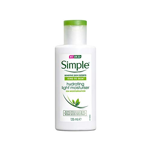 Simple Kind To Skin Hydrating Light Moisturiser 125 ml