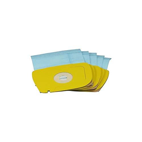 5x Filtertüten Staubsaugerbeutel für Staubsauger Electrolux Lux1 Royal und Classic D820