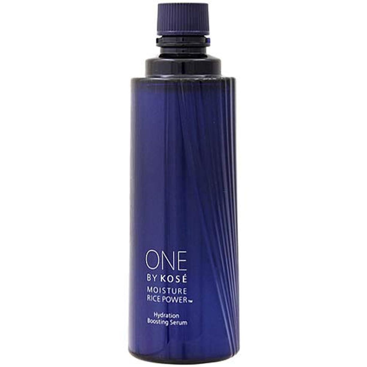 ダイバーセッティングシルエットコーセー ONE BY KOSE 薬用保湿美容液 120ml レフィル [並行輸入品]