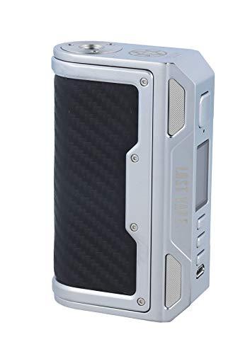 Lost Vape, Thelema DNA 250C Box Mod 200 Watt e Zigarette Akkuträger Farbe, Silber-carbon, 1 stück