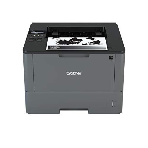 Brother HL-L5200DW A4 monochrom Laserdrucker (Drucken, 1.200 x 1.200 dpi, USB, Print AirBag für 200.000 Seiten, 40 Seiten/Min.)
