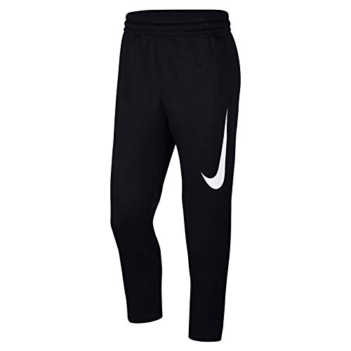 Nike Men's Therma HBR Jogger Pants (XL, Black)