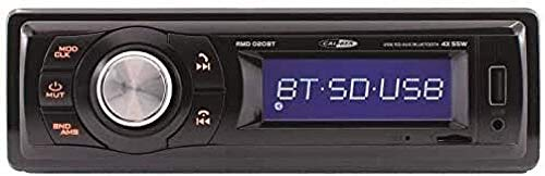 Caliber 4x 55W HDF 020BT Auto-Radio Audio Technologie–schwarz