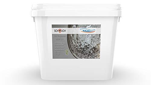 Gelierungsgranulat für Wasserbetten in Gelbetten Schauch HVDE 125 Auch für Vliesberuhigte Wasserbetten geeignet.