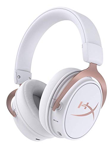 Hyperx HX-HSCAM-RG/WW Cloud Mix Oro Rosado Cascos de Gaming con Cable y Bluetooth