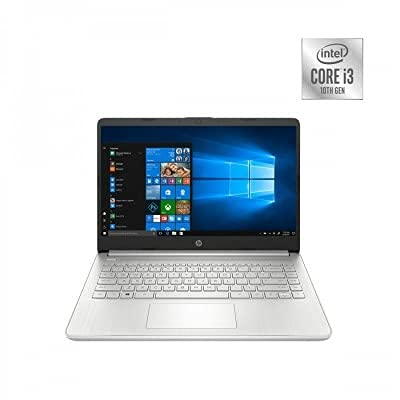 Portátil HP Laptop 14s-dq1010ns, Intel i3-1005G1 (1.2GHz), 14.0' FHD LED, RAM 8GB, SSD 512GB PCIe NVME, Sin DVD, WiFi, Bluetooth, Webcam, Windows 10 Home (Reacondicionado)