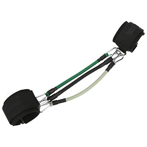 Omabeta Cuerda de tracción ajustable durable del estirador del tobillo para el hogar