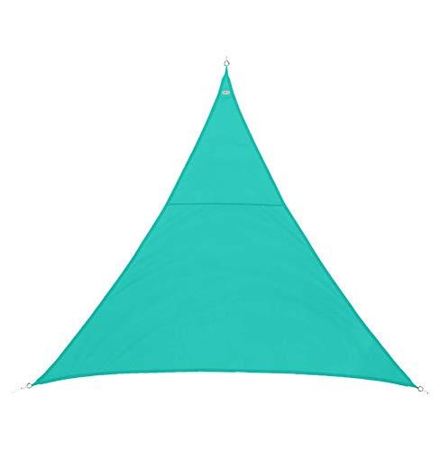 Toldo triangular 2 x 2 x 2 m Curacao – Esmeralda