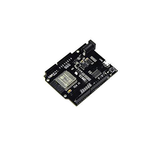 FUIW USB-B WiFi+Bluetooth D1 R32 4MB Flash CH340 Board
