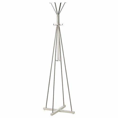 IKEA Asia TJUSIG Hut- und Kleiderständer, Weiß