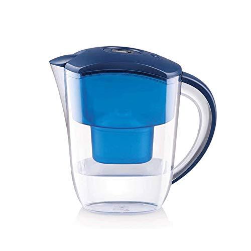Sdesign Jarra de Filtro de Agua Pura |BPA Libre |Elimina el fluoruro, el Plomo, los Metales Pesados de Cromo, los pesticidas, los Productos químicos (Size : 4core)
