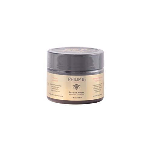 RUSSIAN AMBER imperial shampoo 355 ml