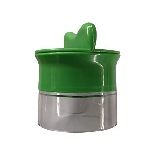 GYMAA Gemüsespirale Gemüseanudel-Chopper Zucchini-Nudel-Spiral-Maschine Zerkleinerter Chopper
