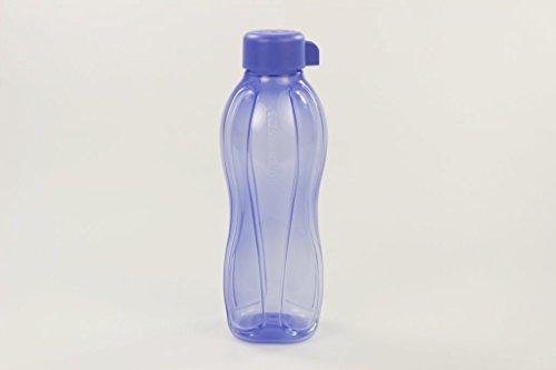 TUPPERWARE Botella ecológica Para Agua Zumo Botella Eco Lila 500 ml