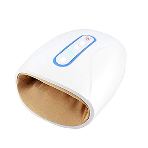 TWW Hand Massager Pressure Point Hot Compress Therapy Massager for Arthritis, Hand Pain Relief, Finger Numbness and Finger Wrist.