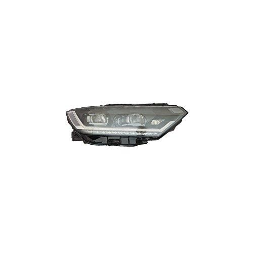 Faro doble delantero derecho LED de marca Valeo para Volkswagen Passat (desde 11/2014)