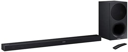 Samsung HW-MM55C/ZA 3.1 340W Channel Soundbar with Wireless Subwoofer (Renewed)