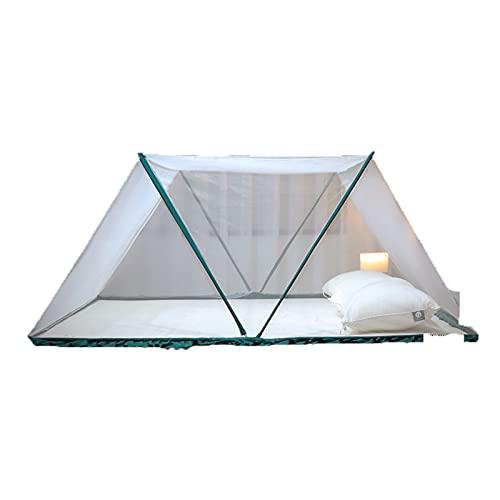 Mosquitero Estudiante portátil Dormitorio Mosquito Net cobertizo Cama Infantil Sin Fondo Mosquitera Plegable Mosquitera Mosquito Red Shed,D