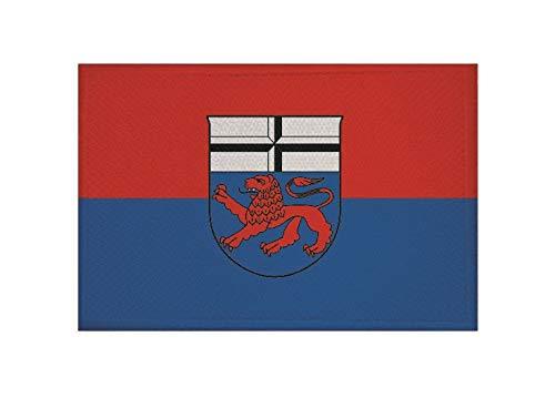 U24 Aufnäher Bonn-Alt Bonn Fahne Flagge Aufbügler Patch 9 x 6 cm