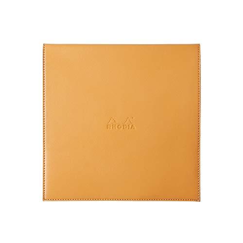Rhodia ePure - Portacuadernos, naranja
