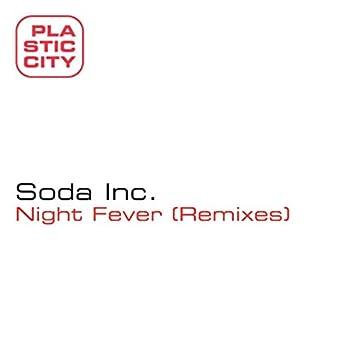 Night Fever (Remixes)