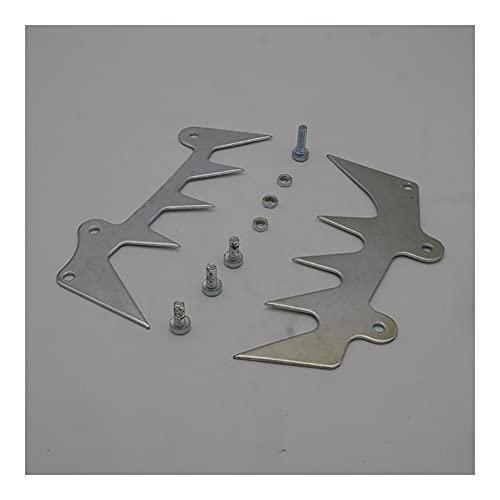 Buena estabilidad Ajustador de captura de cadena Bumper S-p-ike Strip Falling Dog para S-T-IHL MS361 MS341 MS 361 341 Barra de tornillo Piezas de motosierra Reemplace dañado