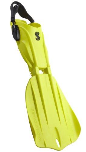 Seawing Nova Flosse Größe L Farbe Gelb