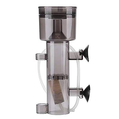 Aquarium écumeur, MAGT poisson ménages réservoir d'huile de surface Skimmer Remover Mini filtre for aquarium Petit Corail usine Réservoir d'eau (Taille : #1)