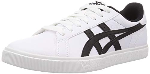 Asics Classic CT, Zapatillas Hombre, Blanco (White/Black), 40 EU