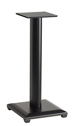 Sanus Systems NF 24 Natural Foundations (Black - Set of Two)