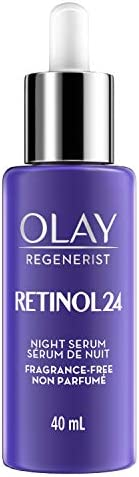 olay regenerist retinol 24 night serum fragrance free product image