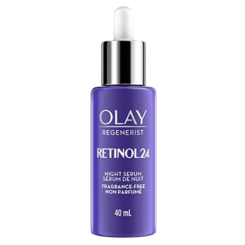 olay regenerist retinol 24 night serum fragrance free