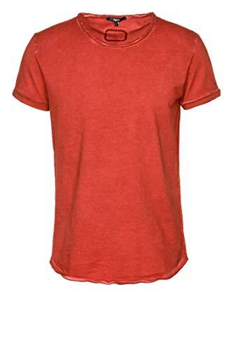 Tigha Herren T-Shirt Milo Rot L