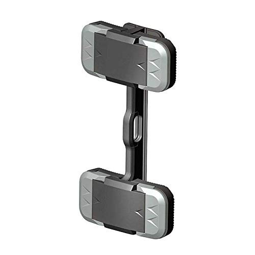 ELECROW Side-Mount Clip für iPad, MacBook, Tablet und ultradünne Monitore