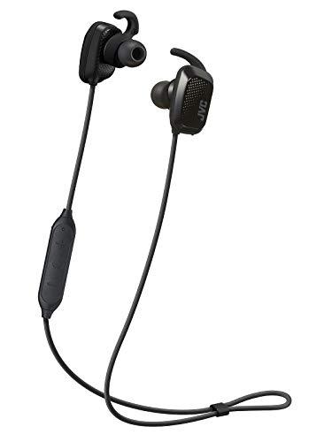 JVC HA-ET870BV-B ワイヤレスイヤホン Bluetooth対応/フォームコーチング機能搭載/スポーツ向け・防水/マグネット内蔵 ブラック