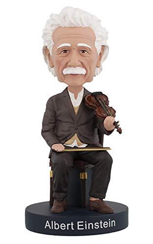 Royal Bobbles - Wackelkopffigur Albert Einstein mit Violine
