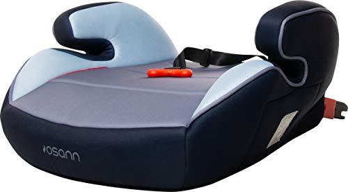Osann Junior Isofix Gurtfix Kindersitzerhöhung Gruppe 2/3 (15-36 kg) Pixel Navy