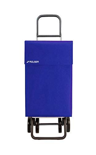 Rolser - Carretilla, 43 L, Azul