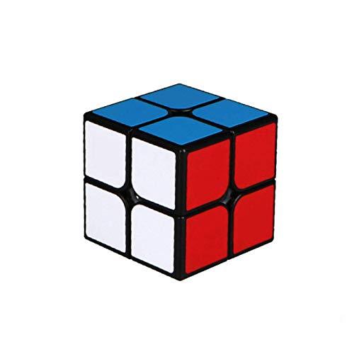 XJZKA Rubik'S Cube2X2 Magic Cube 50Mm Speed Pocket Sticker Puzzle Cube Juguetes...