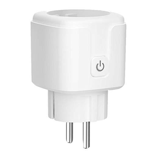 #N/a Adaptador de Enchufe de Wireles Del Enchufe de Wifi Elegante Casero Compatible con La UE de
