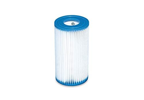 Intex Filter Cartridge A Cartouche filtrante A, Bleu, 11x11x20 cm