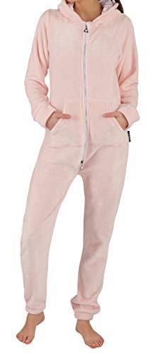 O'Poppy Kinder Jumpsuit Teddy einteilig (158-164, pink)